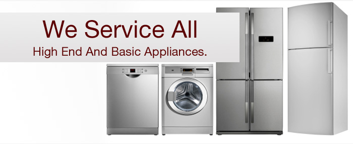 What Services Does Appliance Service Company Offer?